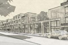 schets-ontwerp- visualisatie Hudson