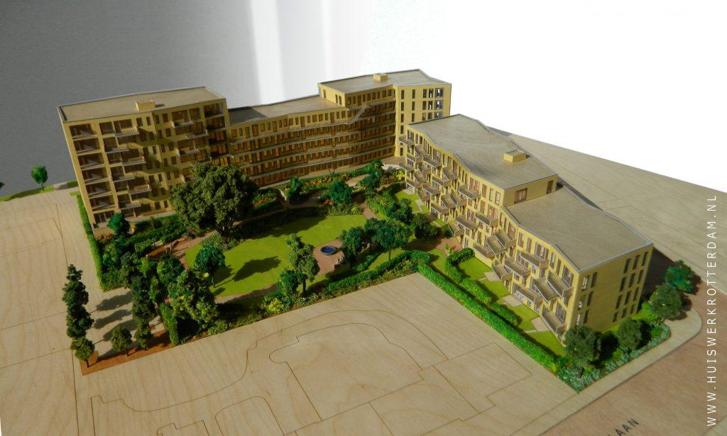 Haarlem Berlagelaan  - voor Heren5 Architecten